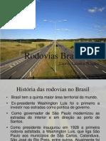 Rodovias Brasileiras (1)