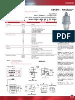 NPETM Petrolume Catalogo Holophane