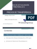 Precios de Transferencia - Enrique Diaz