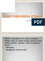 Unit Penyedia Steam