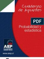 PROBABILIDAD Y ESTADÍSTICA MAT - 325