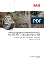 FAG Self Aligning Cylindrical Roller Bearings