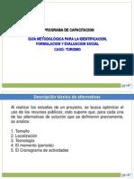 Guia Metodologica Del Sector Turismo - 3