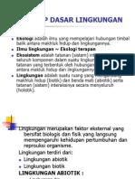 Rekling - 2 Prinsip Dasar Lingkungan