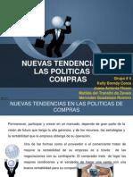 Nuevas Tendencias en Las Politicas de Compras (PPT)