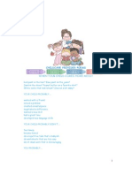 Childcare Provider Poems
