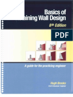Basics of Retaining Wall
