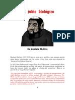 Eustace Mullins El Judio Biologico