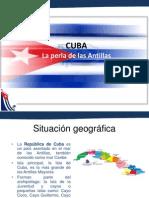 Cuba, paraíso tropical SN