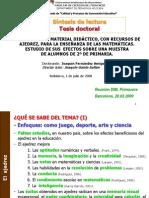 Joaquin Fernandez Dim Tes Is