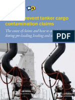Tanker Contam Checklist