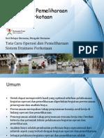 Tata Cara Operasional Dan Pemeliharaan Drainase Perkotaan - Bagian 2