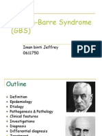 Guillain Barre Syndrome (GBS) Iman