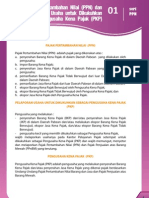 Booklet PPN