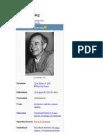 Linus Pauling,Zinc y Macrobiotica Consejos Para La Prostata