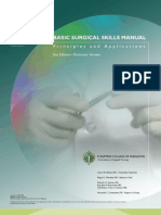 Basic Surgical Skills Manual