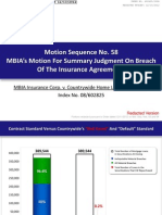 MBIA Slide Presentation on SJ Motion for Primary Liability