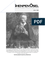 Mahamudra Essence - Kalu Rinpoche