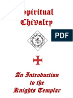Spiritual Chivalry - An Introduction to the Knights Templar (CIRCES)