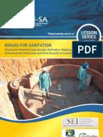 BiogasForSanitation Lesotho