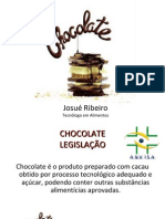 Chocolates - SENAC Marília