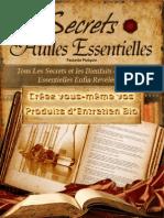 Creer Ses Produits Entretiens Personnalises