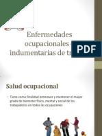 Enfermedades Ocupacionales e Indumentarias de Trabajo-M8