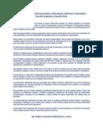 Resumen de Articulo Soporte Nutricional - R3 Lopez