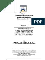 Administrasi Pembelajaran Rpl x(1)