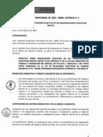 Directiva nacional DN_002_2009_MTPE_2_11_1