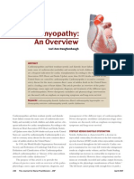 Cardiomyopathy an Overview