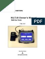MUT-3 user Manual