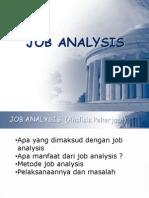 II Job Analysis