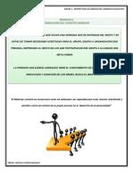 6 FORMULACIÓN DEL CONCEPTO DE LIDERAZGO