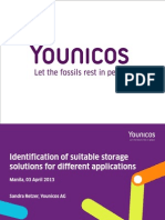Identification of Suitable Storage Solutions for Different Applications - Sandra Retzer