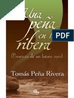 Una peña en la ribera - poesía de Tomás Peña Rivera