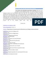 Ley de Regimen Electoral General.5-85 de 19 Junio