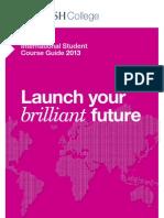 Monash College International Course Guide