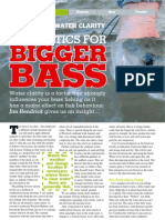 Fly Fishing Tactics for Bigger Bass - P1