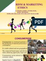 Consumerism and Marketing Ethics