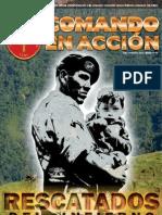 Comando en Accion N°52 (Julio - Septiembre 2012), revista del Comando Conjunto de las FFAA del Perú