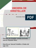Maniobra de Kristeller