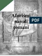 2013 CARRO Aforismi_navali Romani