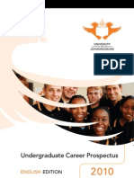 UJ Prospectus 2010 English