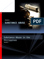 Module 1 - Substance Abuse