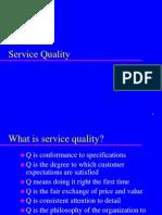 Service Quality Ppt
