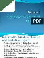 Formulatig Channel Strategy