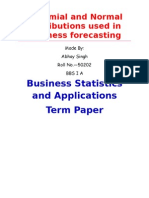 Term Paper - Stats