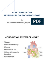 Physiology of Excitatory and Conducting System of Heart by Dr. Mudassar Ali Roomi