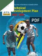 TECHNICAL DEVELOPMENT PLAN-2013-2016